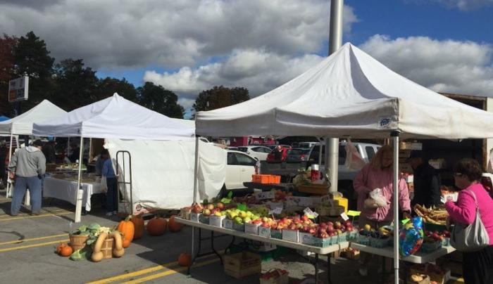 Alden Farmers Market