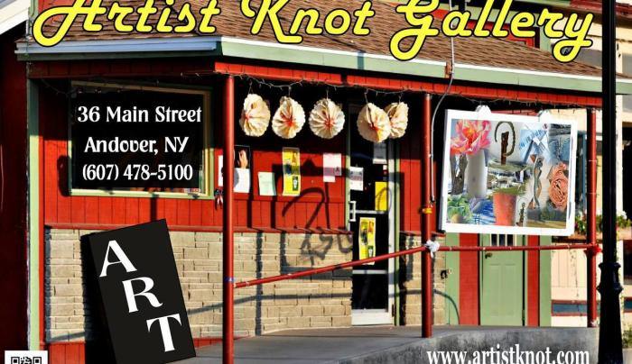 The Artist Knot