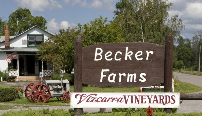 Becker Farms & Vizcarra Vineyards