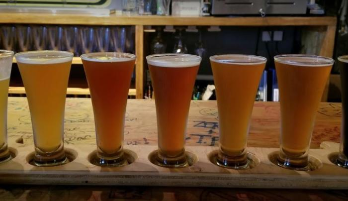 Beer Flight October 2018
