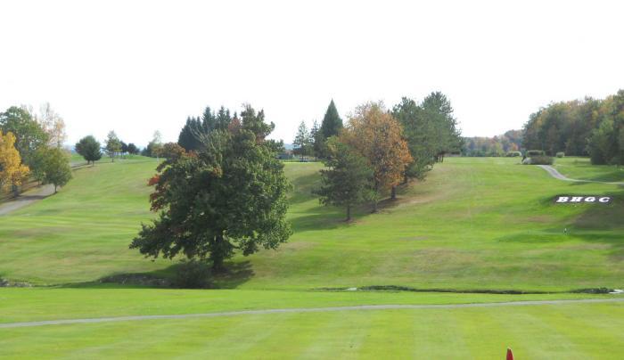 Belden Hill golf