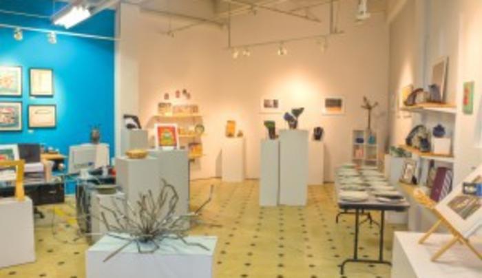 Buffalo Arts Studio Gift Shop