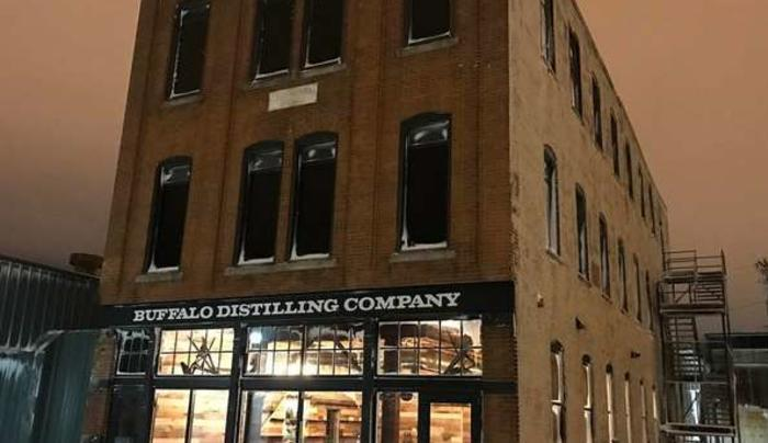 Buffalo Distilling Co.