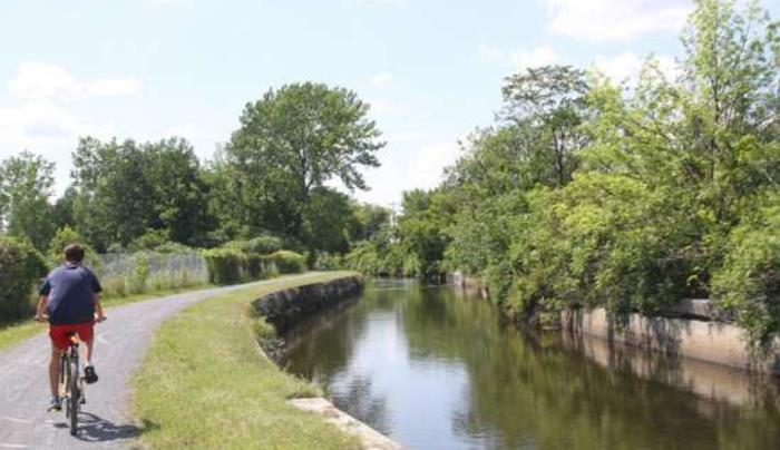Glens Falls Feeder Canal Trail