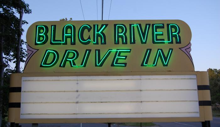 Black River Drive In Theater
