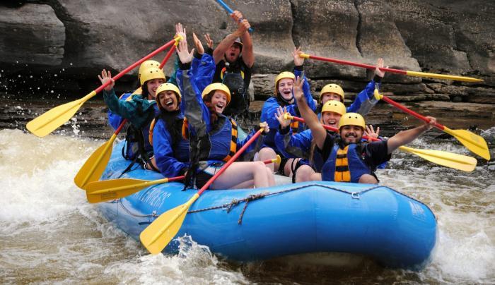Black River Whitewater Rafting