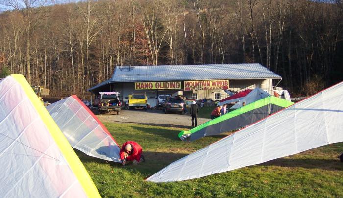 Mountain Wings Hang Gliding