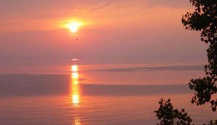 brennan sunset