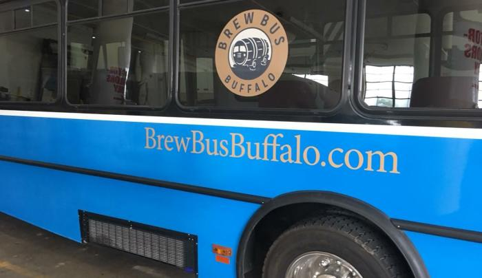 Brew Bus Buffalo