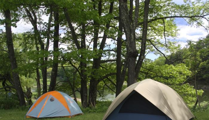 Skinners Falls Campground