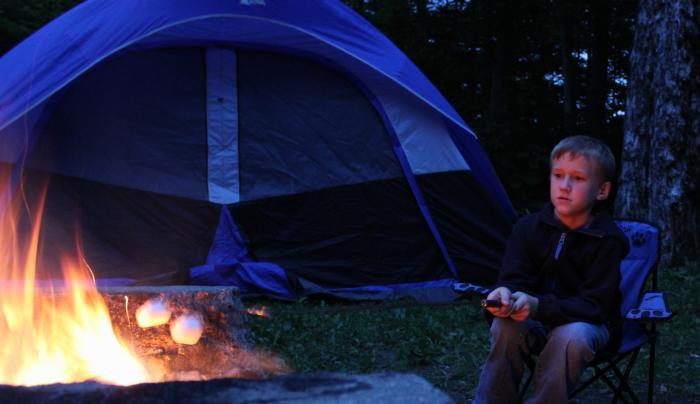 Caroga Lake Camping