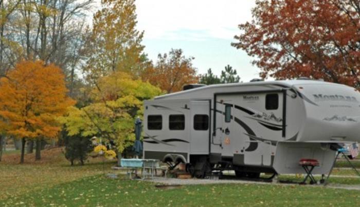 North of the Ridge Campground