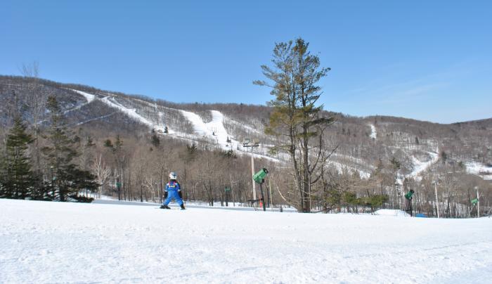 Skiing at Catamount Mountain Resort