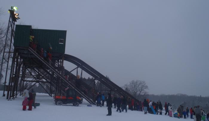 Chestnut Ridge Park Winter