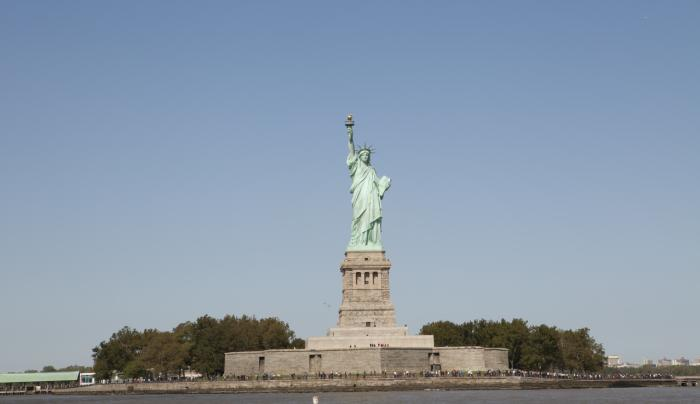 Statue of Liberty- Circle Line Cruise - Photo by Marley White - Courtesy of NYC & CO