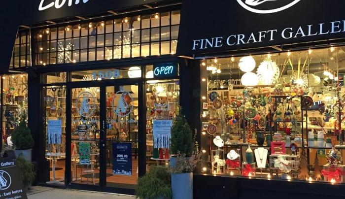 Cone Five Gallery Exterior