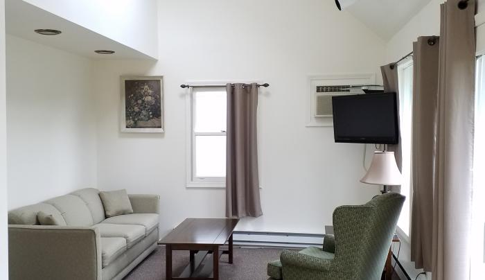 A Cottage living room