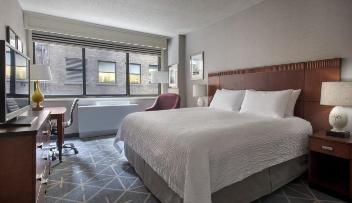 Courtyard by Marriott Fifth Avenue, room