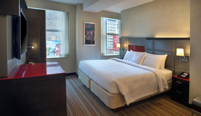 Courtyard by Marriott Herald Square, room