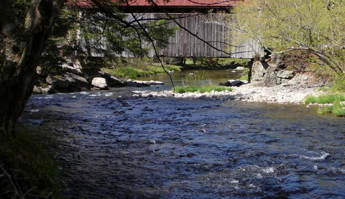 covered bridge camp