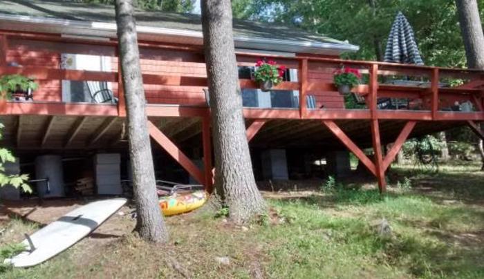 Dingman Point Cottage