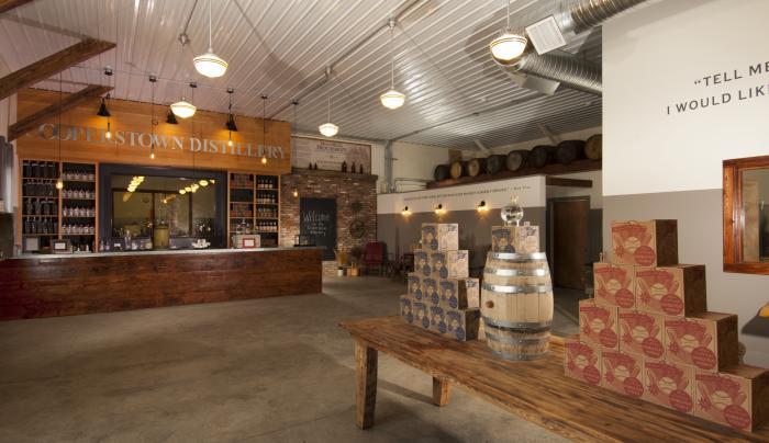 Cooperstown Distillery 1
