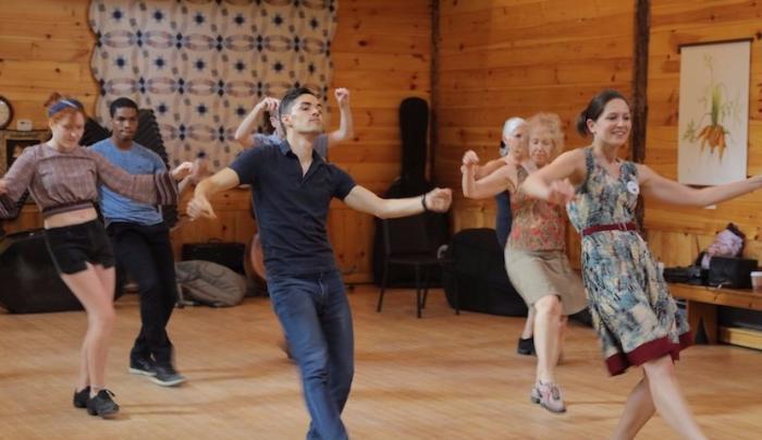 Ashokan dance