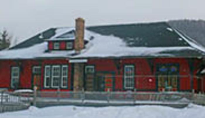 Ellicottville Depot