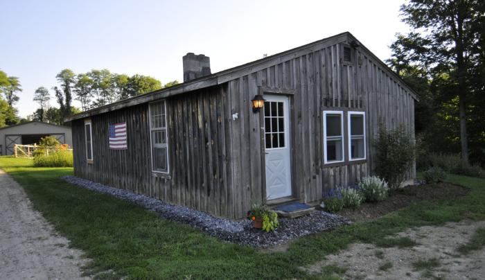 Bunkhouse - outdoor