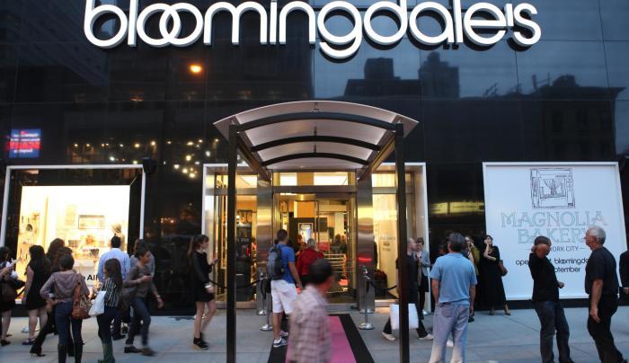 Bloomingdale's, exterior