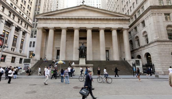 Federal Hall National Memorial - Photo by Will Steacy