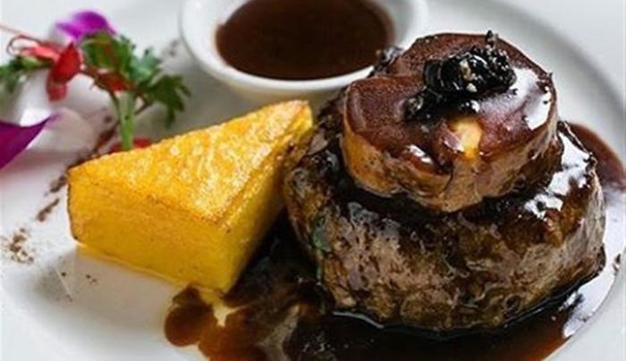 Filet Mignon and Foie Gras