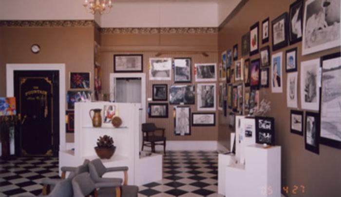 Fountain Arts Center Exhibit