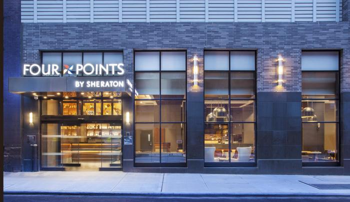 Four Points by Sheraton Manhattan Midtown West