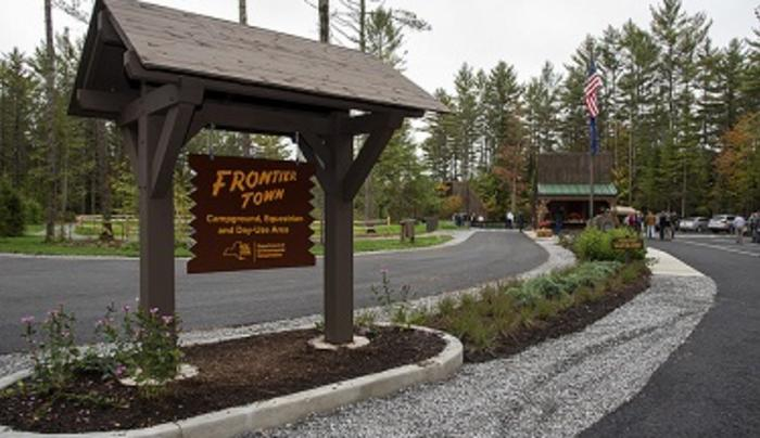 Frontier Town Campground, Equestrian and Day Use Area