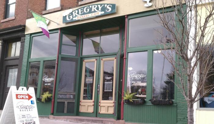 greg'ry's bakery