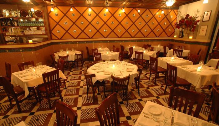 Grotta Azzurra Restaurant