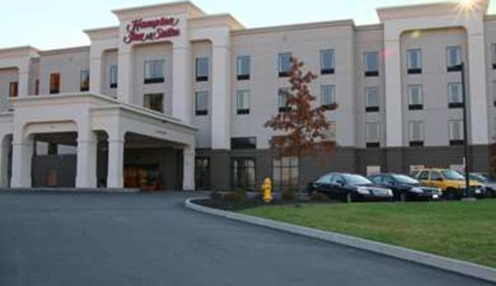 Hampton Inn Jamestown