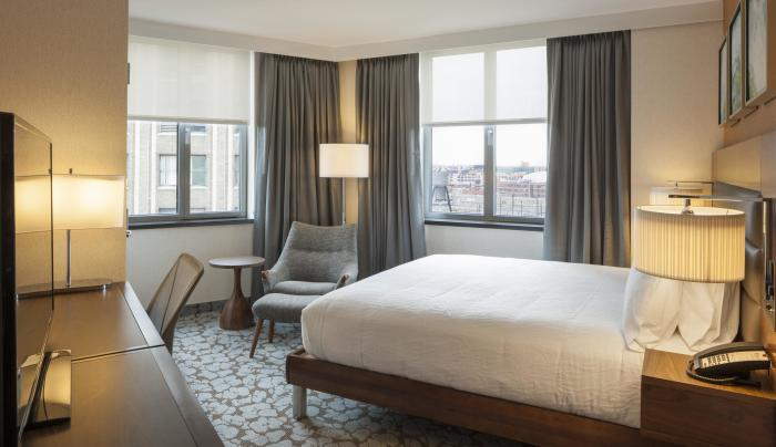 Hilton Garden Inn New York Long Island City/Manhattan View