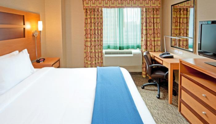 Holiday Inn Express Times Square, room