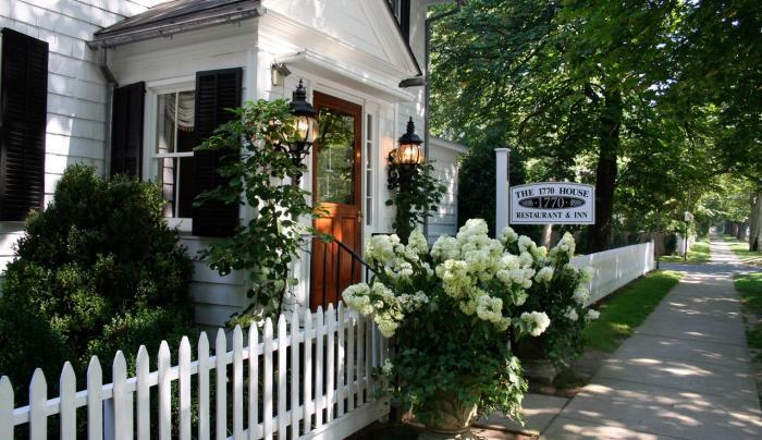 The 1770 House Restaurant & Inn
