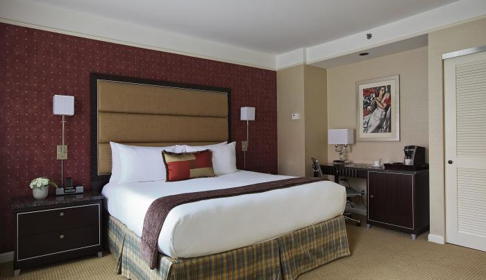 Hotel Metro room