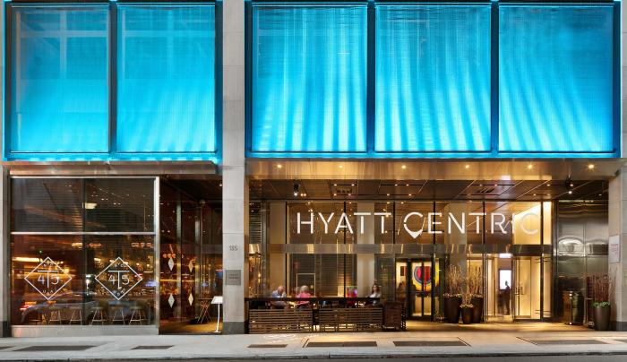 Hyatt Centric Times Square New York