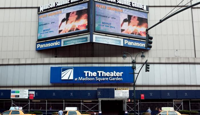Theater at Madison Square Garden, The