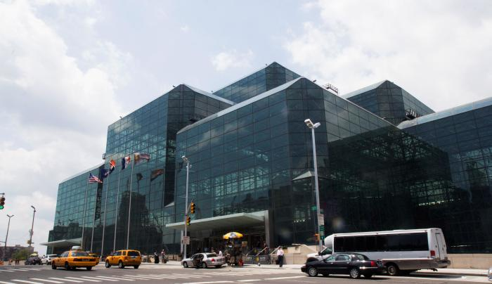 Javits Center Exterior