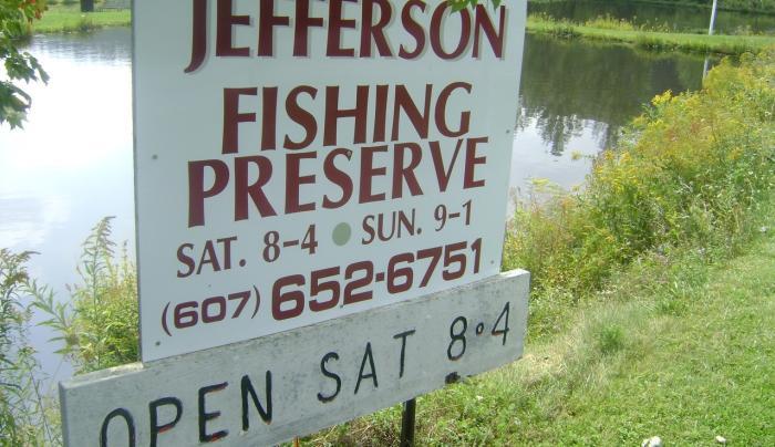 Jefferson Trout Preserve