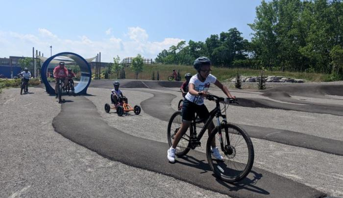 Lakeside Bike Park