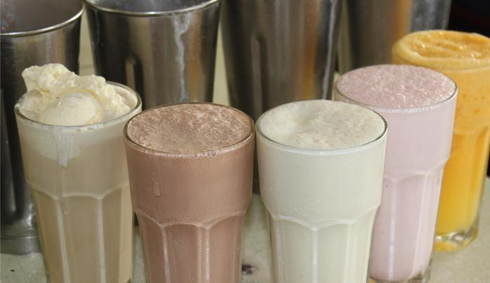 Lexington Candy Shop shakes