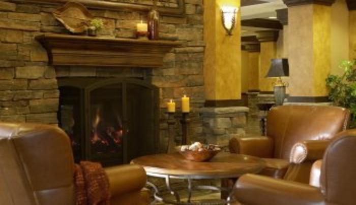 hyatt house - lobby