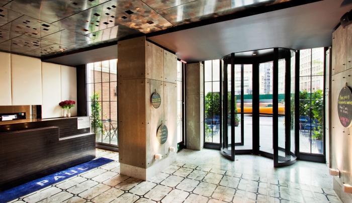 Paul Hotel, The